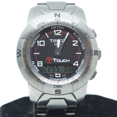 Preowned Tissot T-Touch Ref: T33.7.788.51