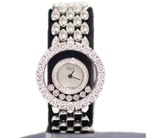 Chopard Happy Diamond in White Gold 4097/1