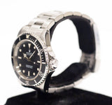 "Preowned Rolex Submariner No Date ""T-Dial"" 14060"
