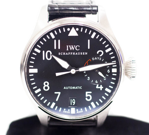 Preowned IWC Big Pilot 7 Days IW500901