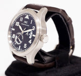 Preowned IWC Pilot Chronograph Antoine St Exupery Ref: IW3717-09
