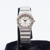 Preowned Omega Ladies Constellation