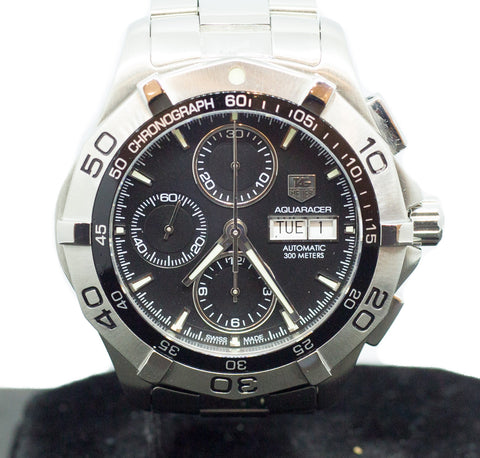 Preowned Tag Heuer Aquaracer 300M