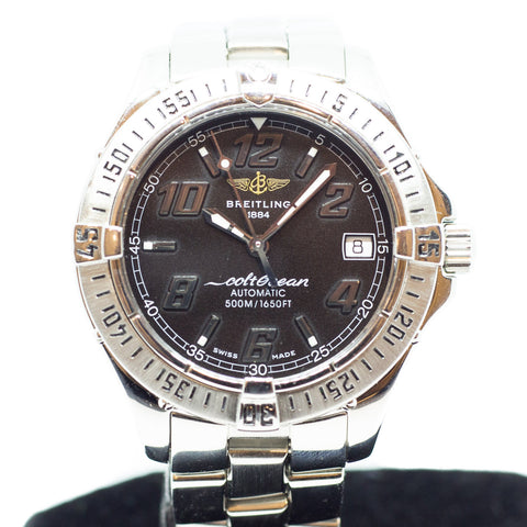 Preowned Breitling Colt Ocean Automatic Ref: A17350