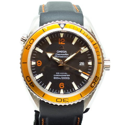 Preowned Omega Seamaster Planet Ocean Ref: 2908.50.91