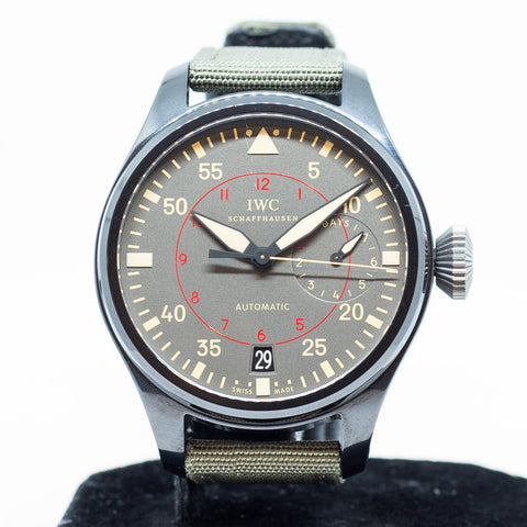 Preowned IWC Big Pilot's Watch Top Gun Miramar Ref: IW501902