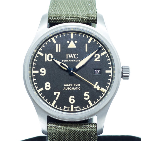 Like New IWC Pilot's Mark XVIII Heritage Ref: IW327006