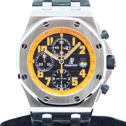 "Preowned Audemars Piguet ROO ""Volcano"" Ref: 26170ST"