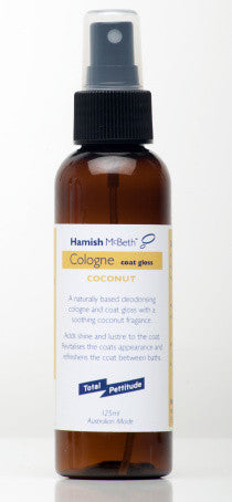 Hamish McBeth All Natural Coconut Cologne