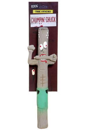 The Zombie Stick - Chompin' Chuck