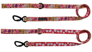 Big & Little Dogs Dog Leash - Slumber Party
