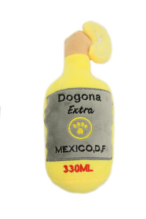 T&S Dogona Beer Dog Toy