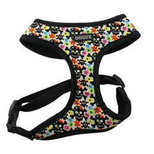 DOGUE Skull & Dogbones Harness