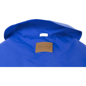 Hamish McBeth All Weather Waterproof Dog Coat - Blue