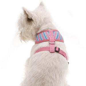 Hamish McBeth Pink Stripe Freedom Harness