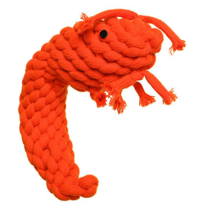 Outback Tails by DOOG Animal Toy - Pam the Prawn