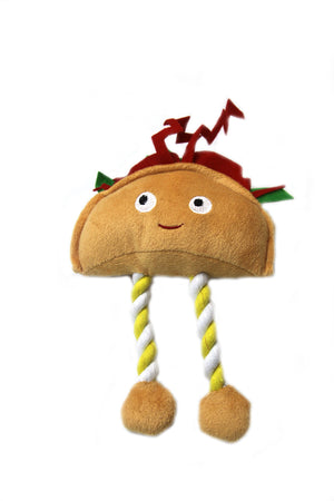 T&S Taco Dog Toy
