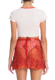 The Devil Is Dead Skirt