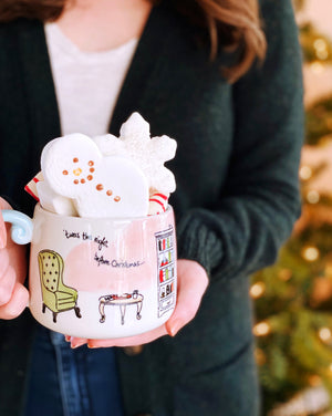 Marshmallow Hot Cocoa Topper