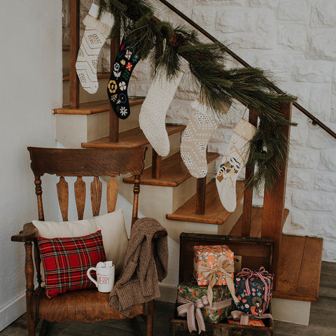 Handcrafted Holiday Stocking
