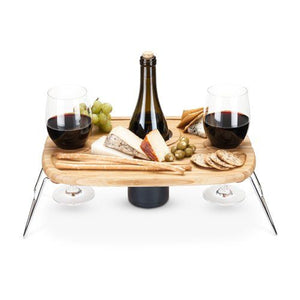 Load image into Gallery viewer, Wine Picnic Table