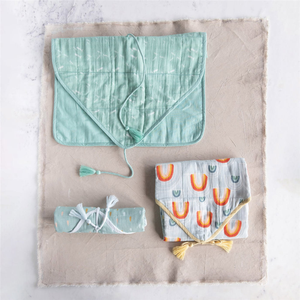 Travel Baby Changing Blanket