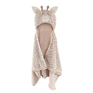 Animal Hooded Blanket