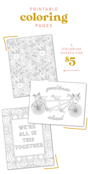 Printable Freckled Hen Coloring Pages