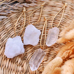White Quartz Ornament