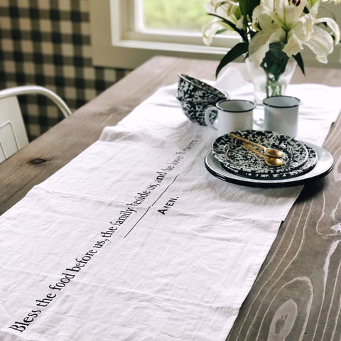 Blessings Table Runner