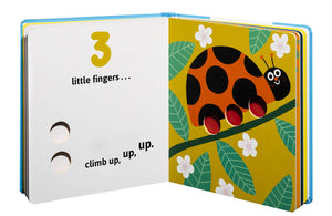 Load image into Gallery viewer, Hooray For Little Fingers Book