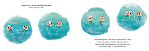 Spencer & Vincent The Jellyfish Brothers Book