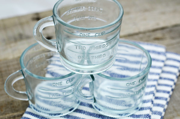 Glass Measuring Cup
