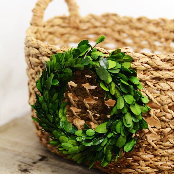 Small Boxwood Wreath