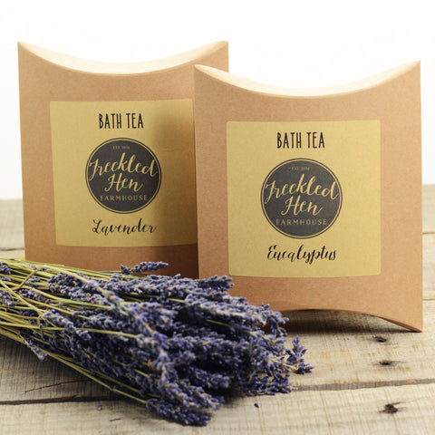 Farmhouse Bath Tea