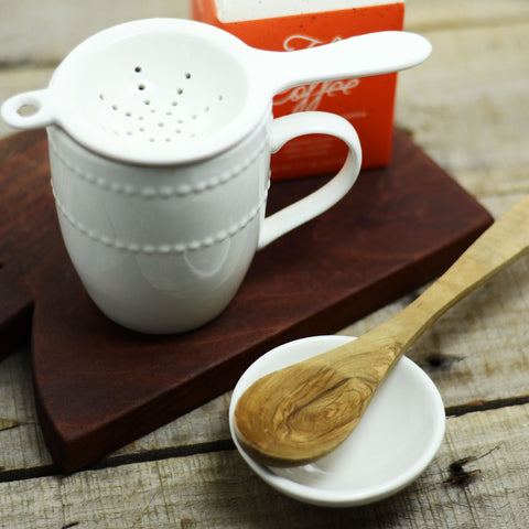 Ceramic Tea Steeper