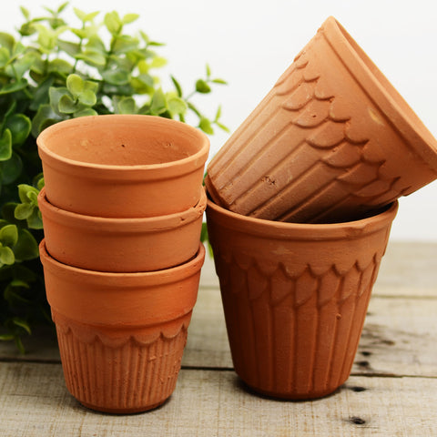 Mini Terra Cotta Pot