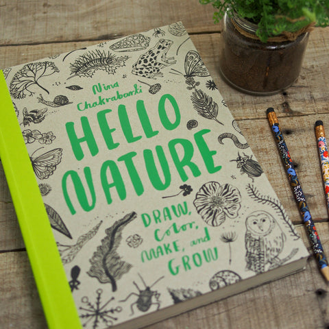 Hello Nature Workbook