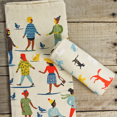 Animal Lover Tea Towels
