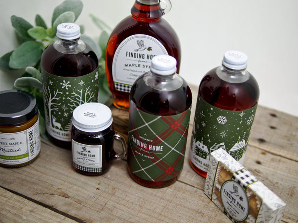 Farmhouse Maple Syrup Collection