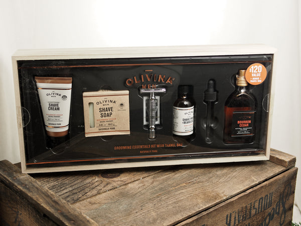 Men's Grooming Supplies