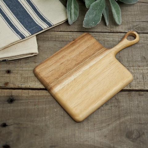 Acacia Mini Wood Cutting Board