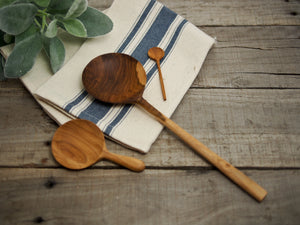 Teak Wood Mini Spoon