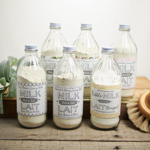 Farmhouse Body Milk & Salts