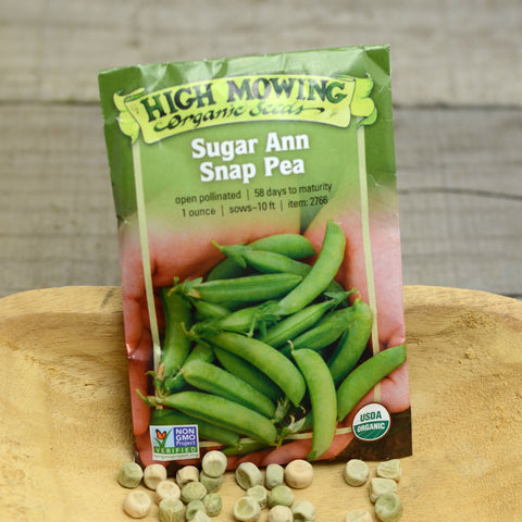 Peas, Sugar Snap