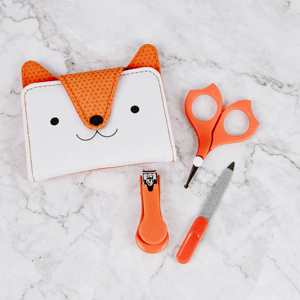 Fox Baby Manicure Set