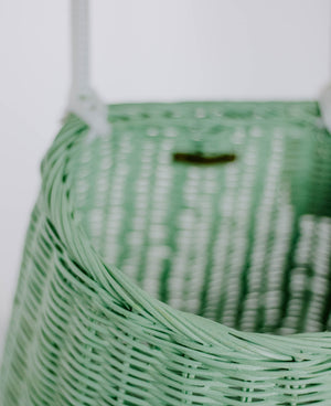 Kids Woven Shopping Basket