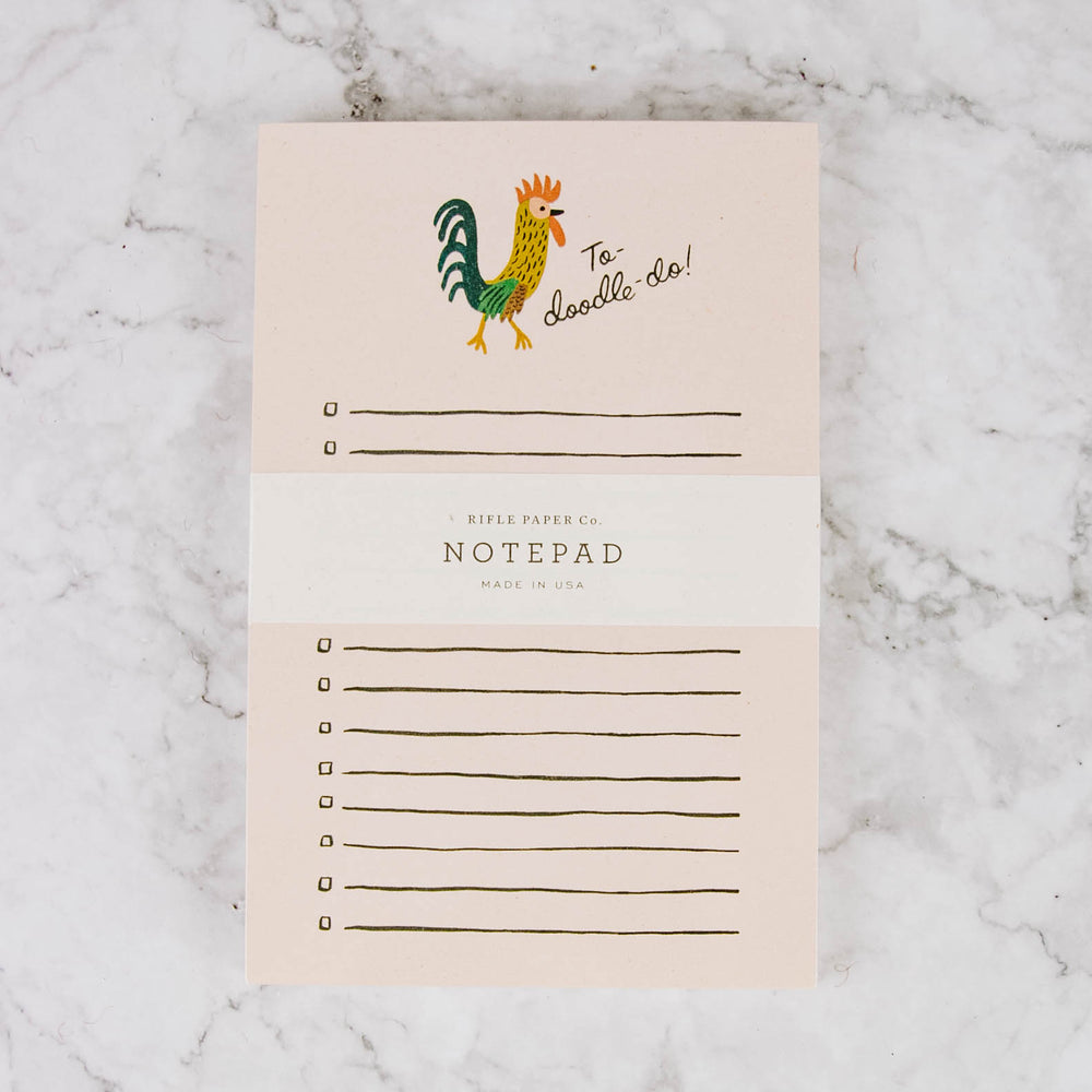 Chicken To-Do List