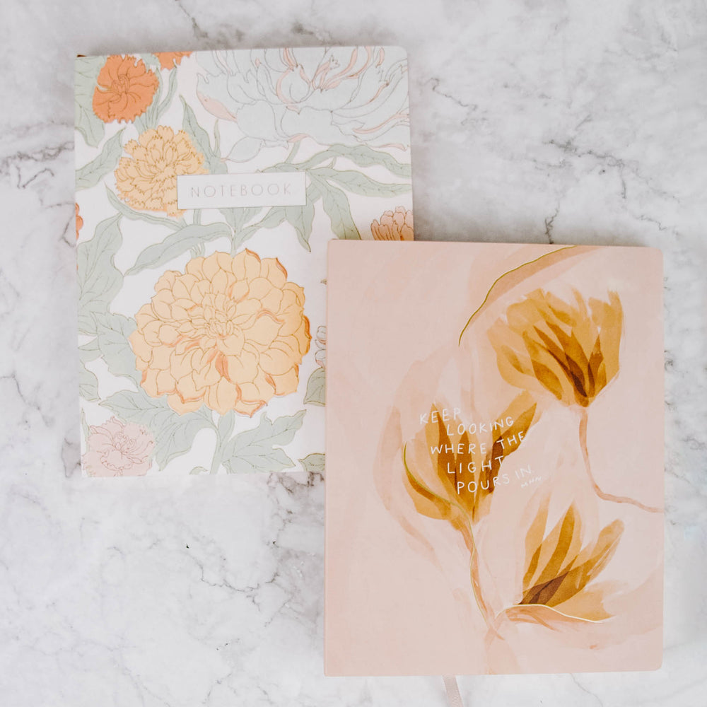 Soft Cover Journal Notebook