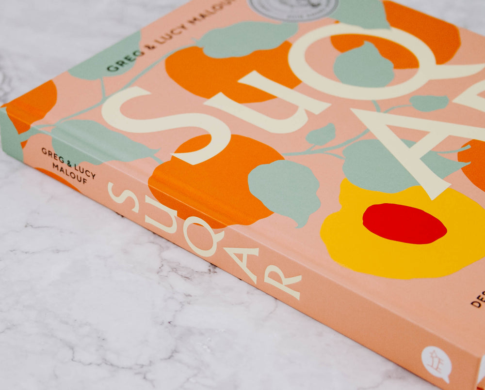 SUQAR: Desserts & Sweets from the Modern Middle East Cookbook